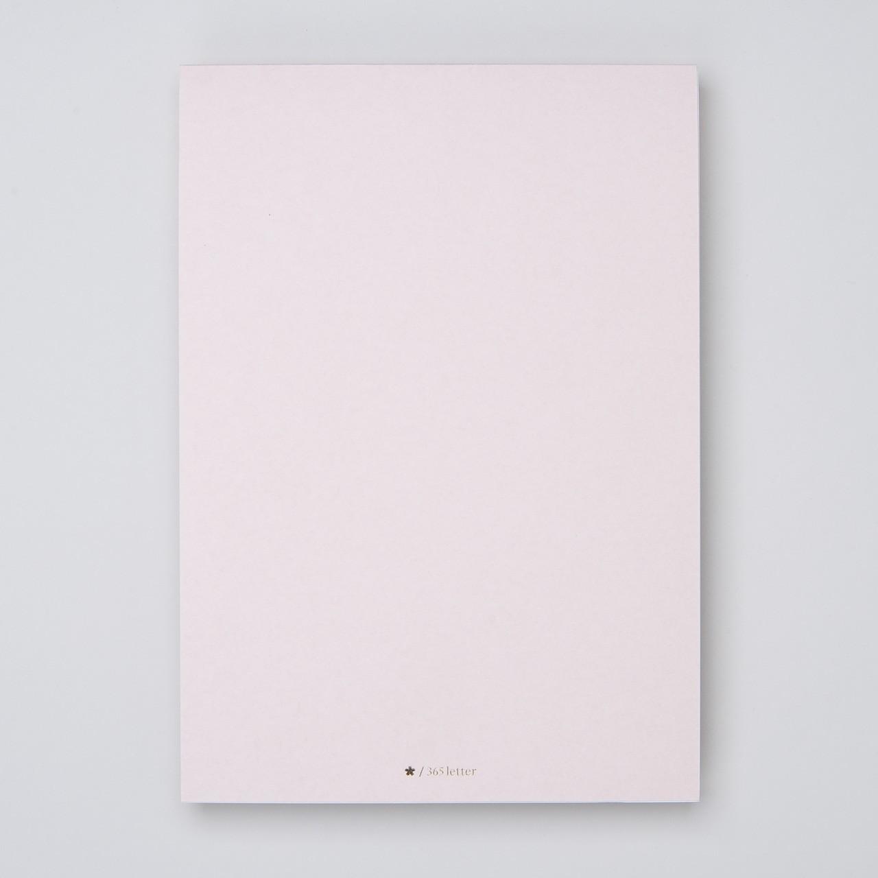 365 Schreibblock A5 rosa