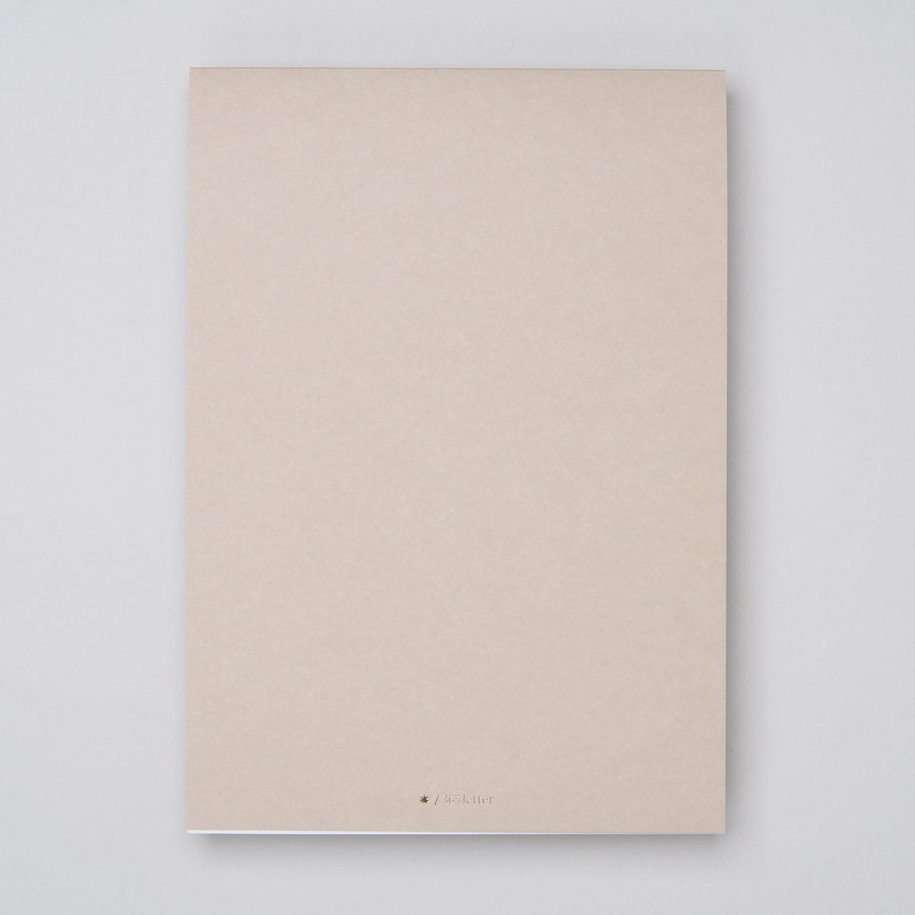 365 Schreibblock A5 natur
