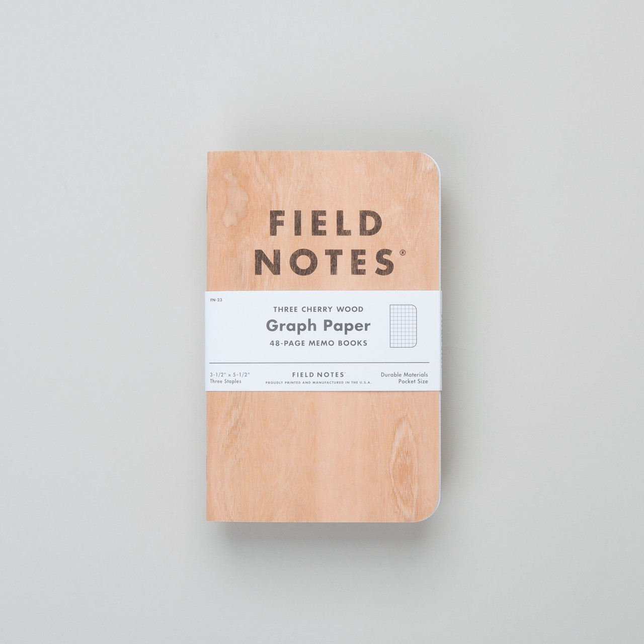 Fieldnotes Notizbuch Cherrywood