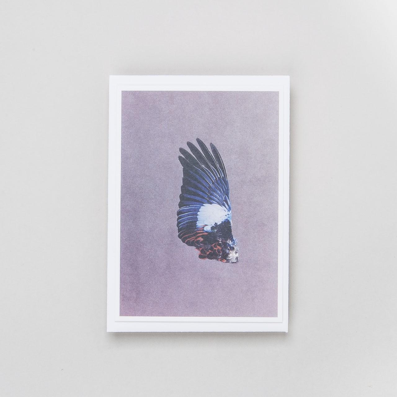 "Grußkarte ""Flügel 2"""
