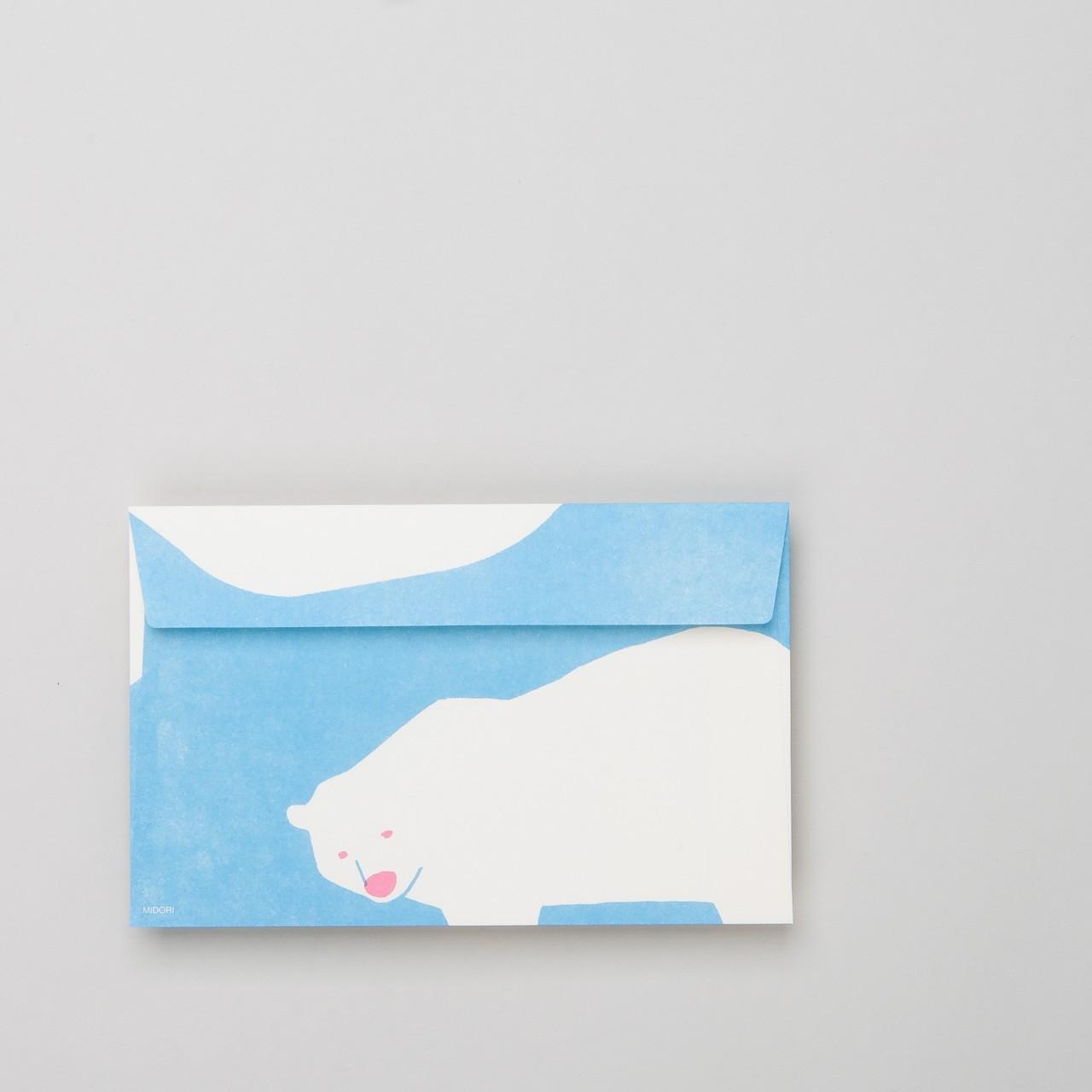 Midori Kimagure Bär Umschlag