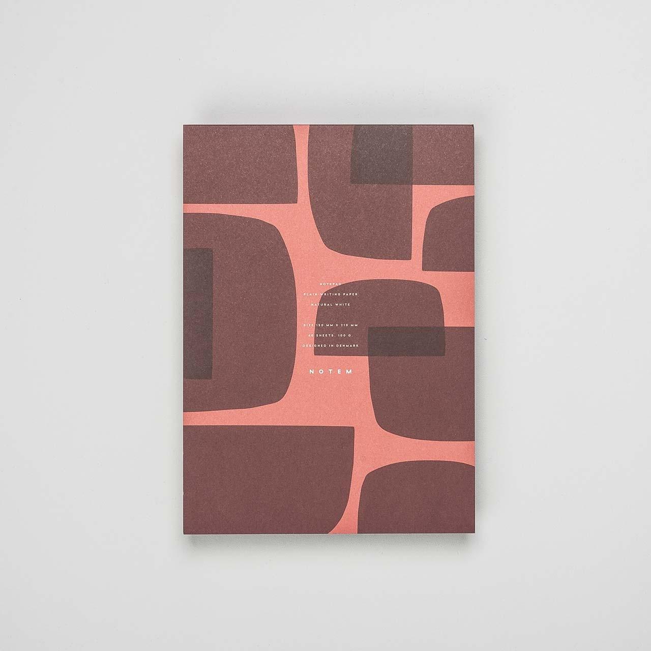 Notem Notepad JO rot A5