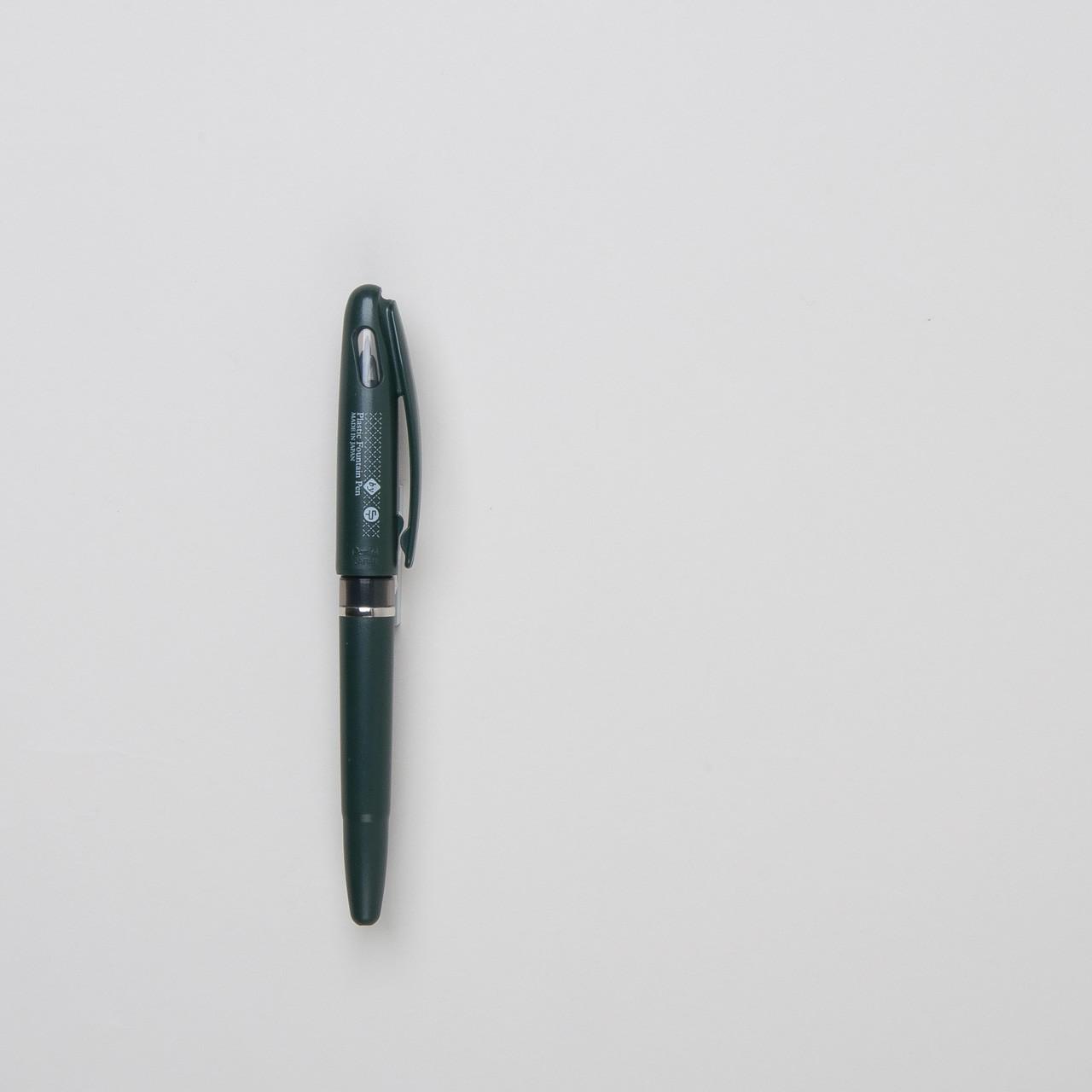 """Japanischer Faserschreiber """"schwarz"""""""