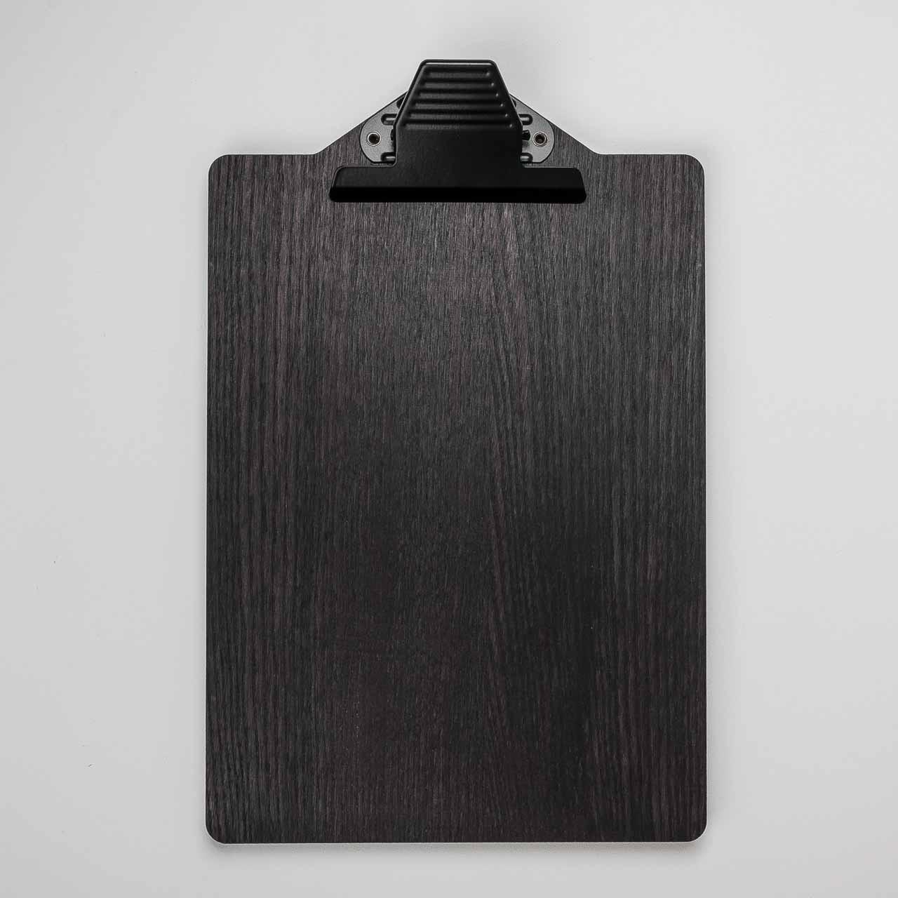 Ferm Living Clipboard A4 schwarz