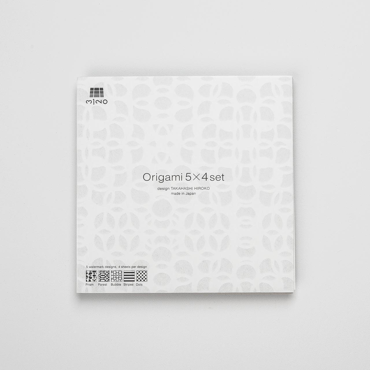 Origami-Papier Set 3120