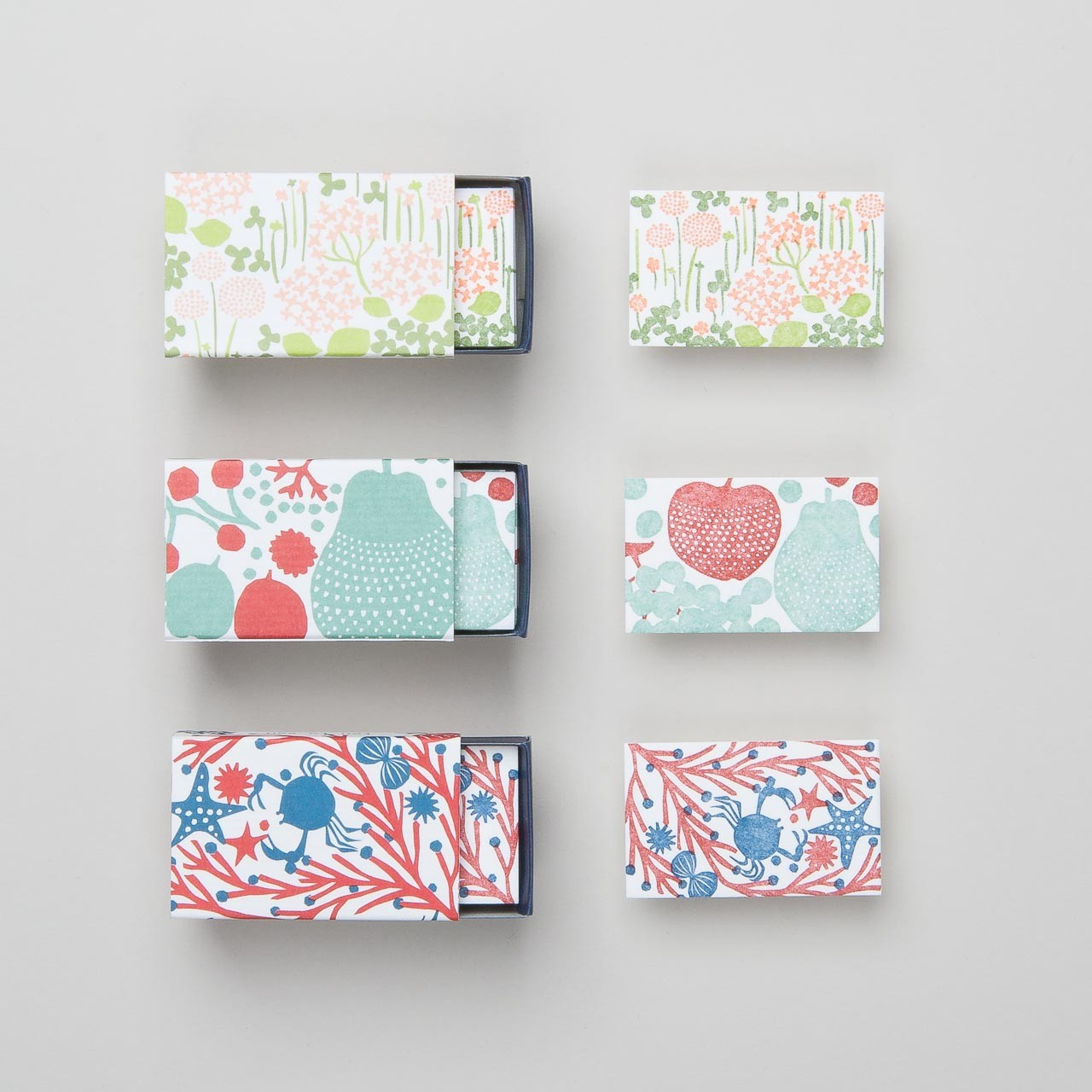 japanische Mini-Notizkarten