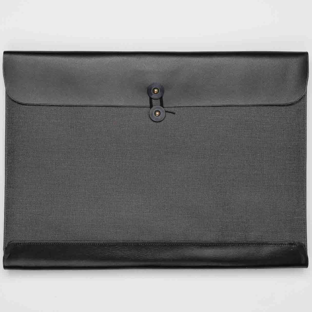 Postalco Legal Envelope schwarz